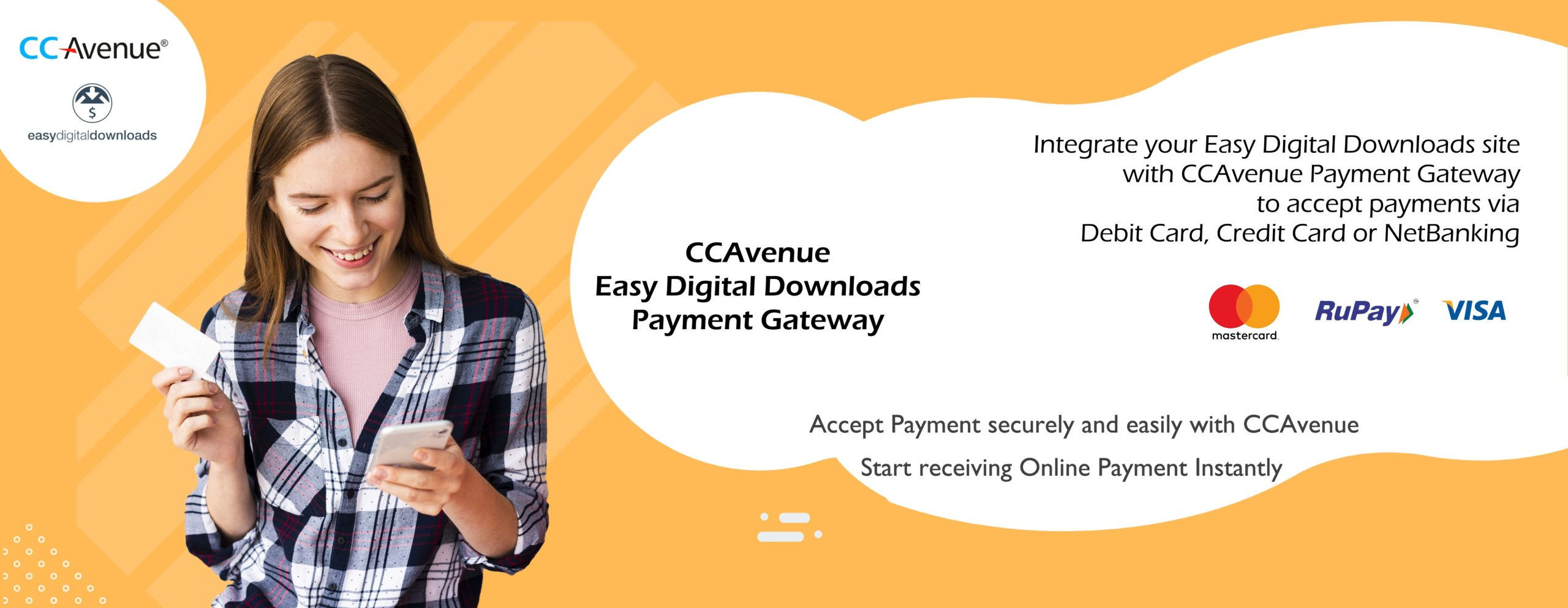 CCAvenue – Easy Digital Downloads Payment Gateway